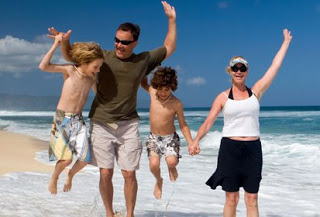 Belize Family Vacation Web Marketing